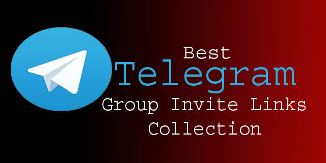 Telegram Group Links August 2019 : 500+ Groups invite link Collection