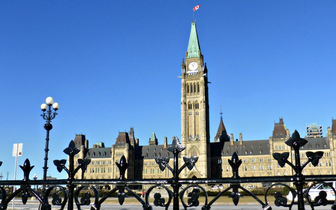 Touring Parliament Hill, Ottawa: The Peace Tower and Memorial Chamber
