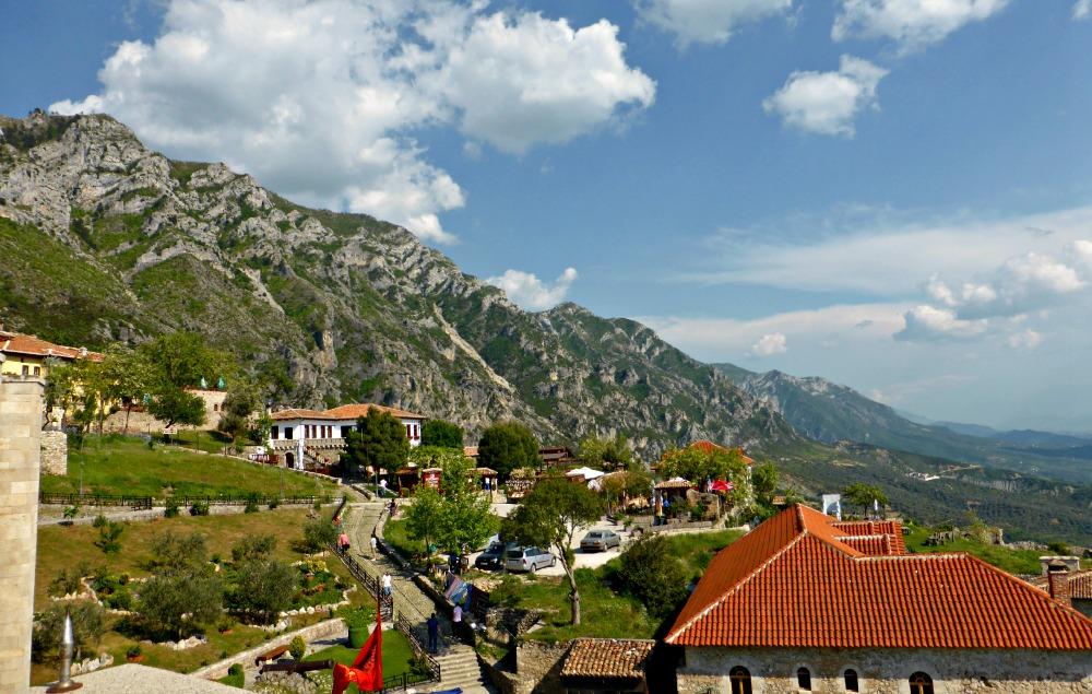 Skanderbeg Museum View 2