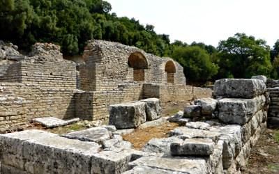 UNESCO World Heritage Site of Butrint