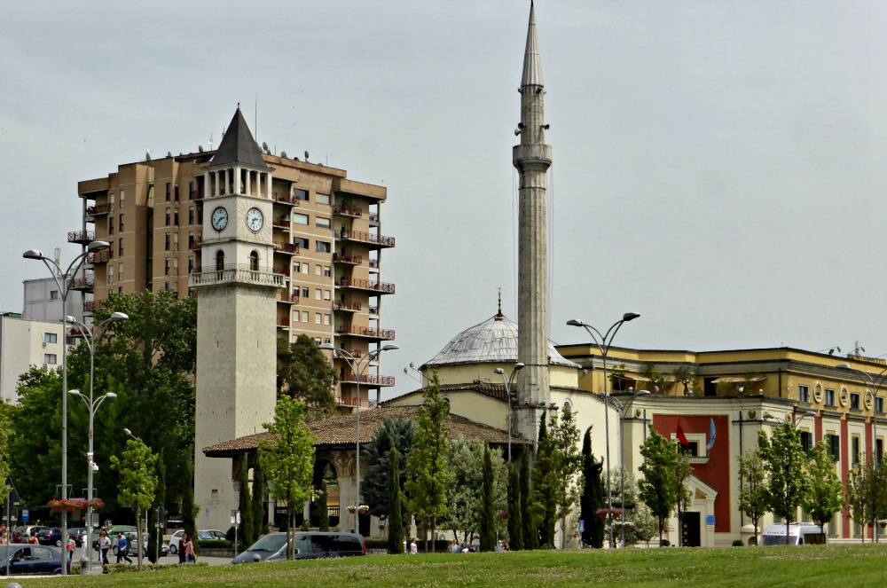 5 Must-See Sights for your Visit to Tirana || www.onetripatatime.com