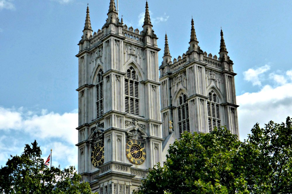 Westminster Abbey: I Can't Believe You Disappointed Me || www.onetripatatime.com