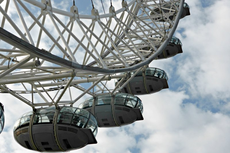 London Eye: Guide to Riding the World's Original Giant Observation Wheel || www.onetripatatime.com