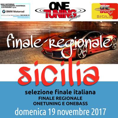 RAGUSA – FINALE REGIONALE SICILIA – 19 NOVEMBRE 2017