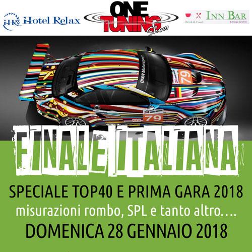 SUTRI (VT) – FINALE ITALIANA 2017 – 28 GENNAIO 2017