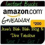 Blogger Event Sign-Up ~ $200 Amazon Blast