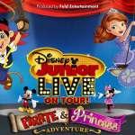 Disney Junior Live: Pirate and Princess Adventure | UsFamilyGuide.com #Review