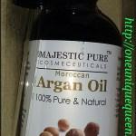Majestic Pure Moroccan Argan Oil Review