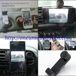 CJS Dash Mate Cell Phone Vent Mount Holder Review