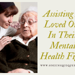 Assisting A Loved One In Their Mental Health Fight