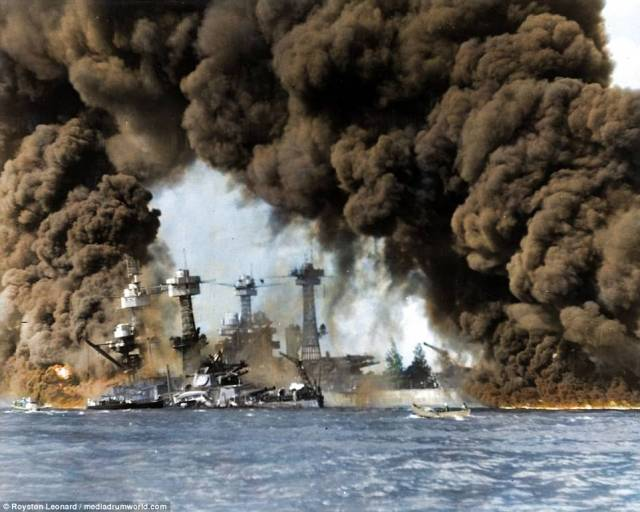 National Pearl Harbor Day, December 7th