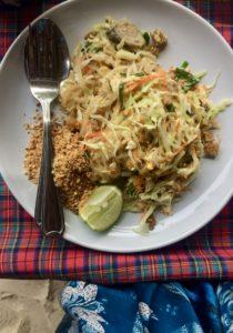 Pad Thai, Koh Lipe, Thailand, Thai food