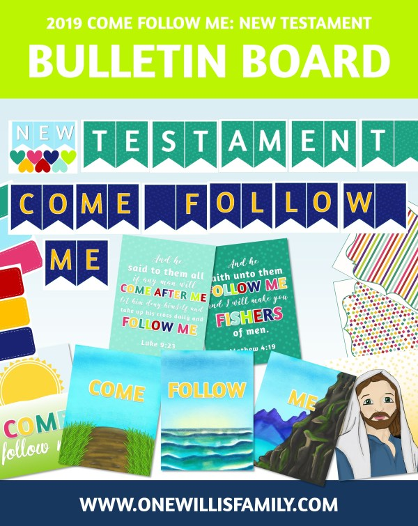 2019 Primary Bulletin Board