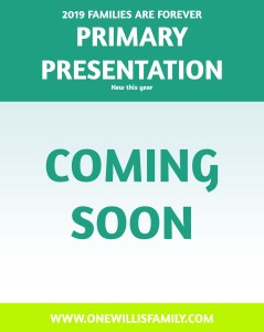 2019 Primary Theme Primary Presentation
