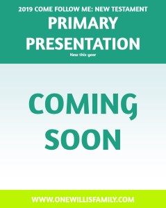 2019 Primary Presentation