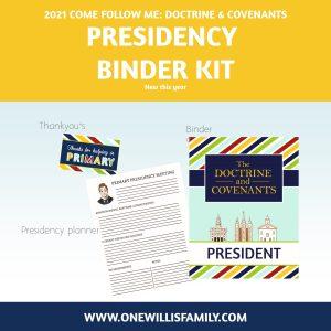 2021 Primary Presidency kti