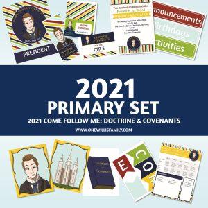 2021 Primary Bundle