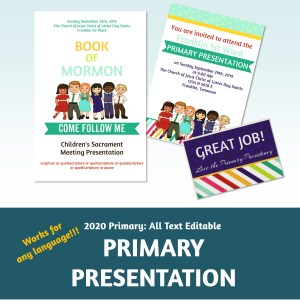 2020 Primary Presentation