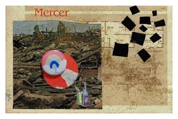 Mercer Button Collage March 2020