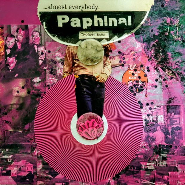 Paphinal (Button Collage)
