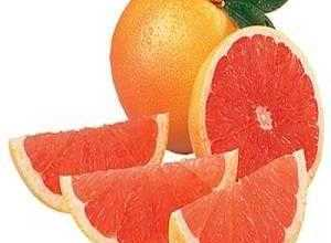 Benefits of Tangy Grapefruit