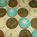Christmas Fairy Cupcakes Recipe