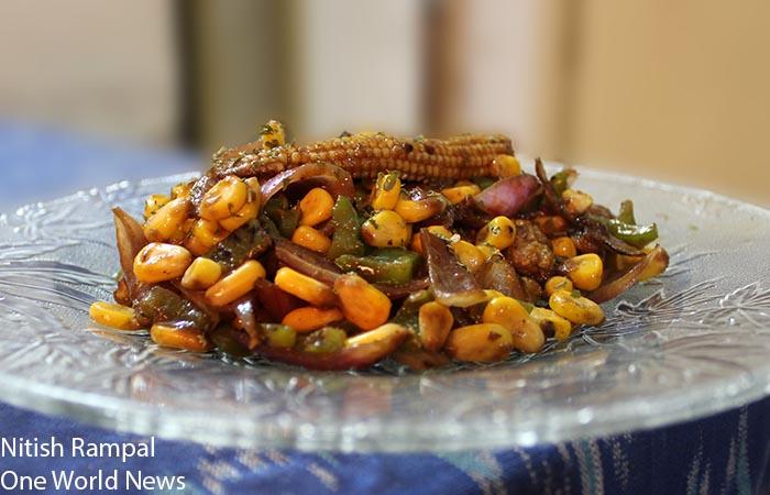 Budding Chef: Akarsh Agarwal