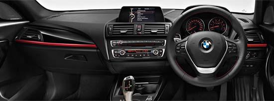 BMW-1, The Luxurious Hatch