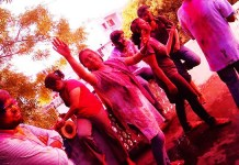 5 SIMPLE WAYS TO TAKE-OFF YOUR HOLI COLORS, WITH LOVE! - one world news