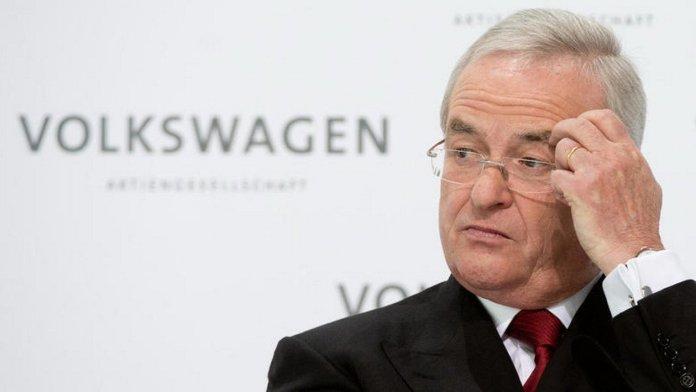 Volkswagen Chief Executive Resigns