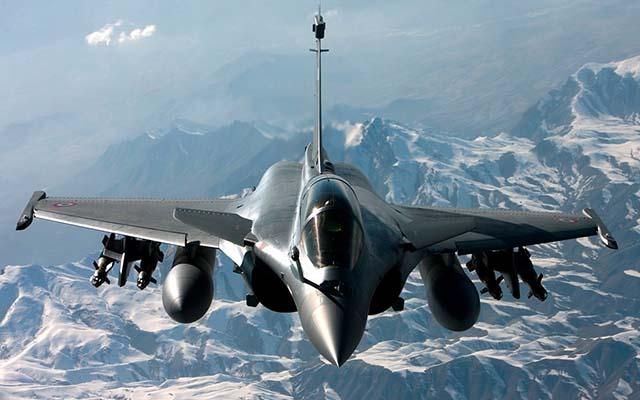 Dassault Rafale may make India a home
