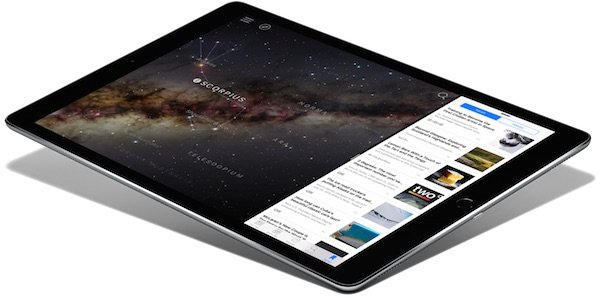 12.9 inch iPad Pro out!