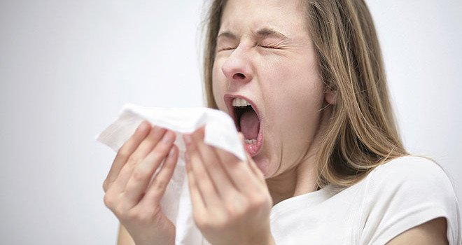 Do you know sneezing germs can travel up to 8 metres?