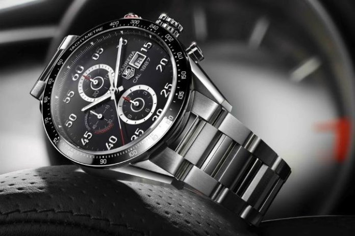 Tag Heuer unveils $1500 'connected' Smartwatch