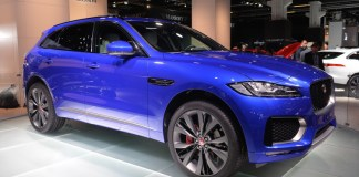 Soon Jaguar will unveil F Pace in India!