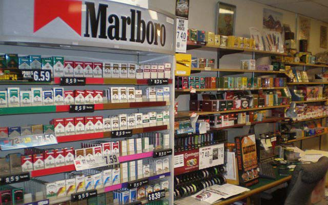 Tobacco Marketers