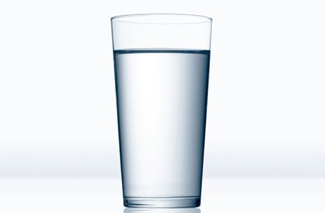 Did you know a glass of water contains 10 million bacteria?