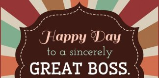 To Our Strongest Pillar – Celebrating National Boss's Day