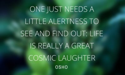5 Brain-waving Quotes from the Spiritual Healer – Osho