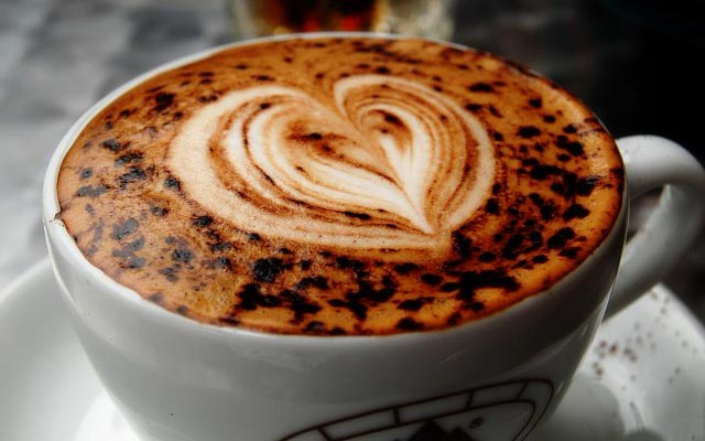 Committed Relationship with Coffee