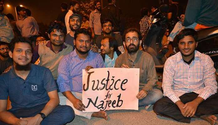 Najeeb Ahmed was emotionally disturbed says Police
