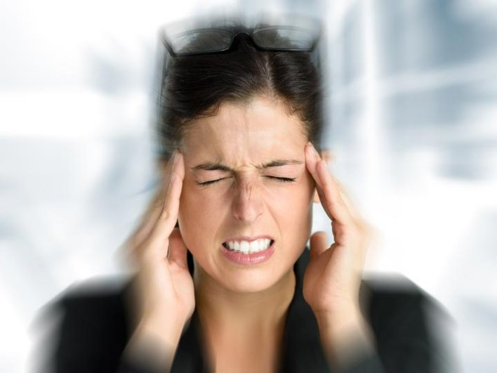 Try these Yoga Postures to get rid of Migraine