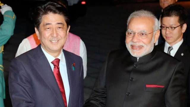 PM Narendra Modi to meet Japanese counterpart today