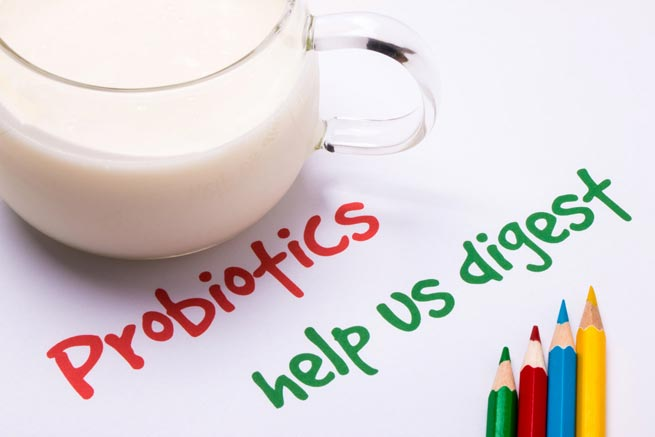 Reduce stress & anxiety with probiotics
