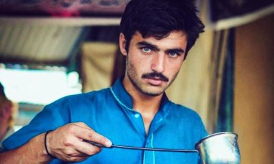 Pakistani Chaiwala is on the list of Asia's sexiest men