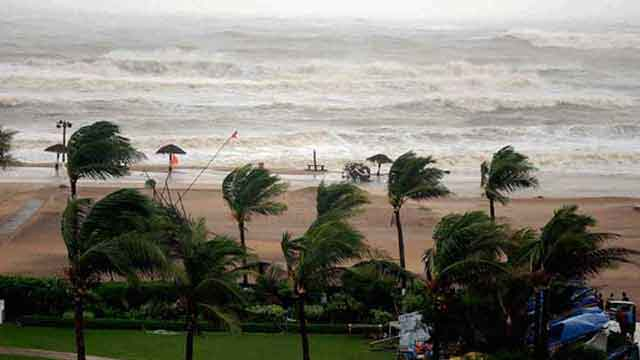 Andhra Pradesh and Tamil Nadu on high alert