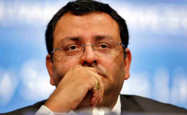 Cyrus Mistry removed as director of Tata Industries