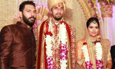 Indian cricketer Ishant Sharma tied the knot, see