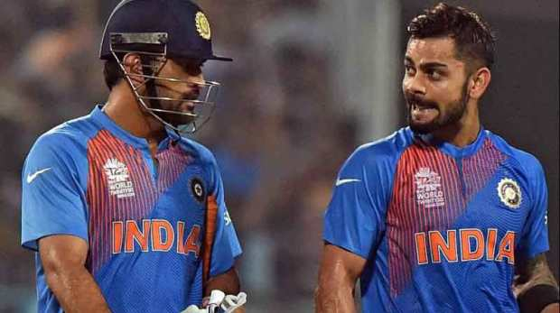 Kohli versus Dhoni:  It's hard to choose!