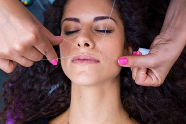 unwanted hairs naturally
